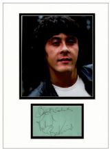 Richard Beckinsale Autograph Signed Display